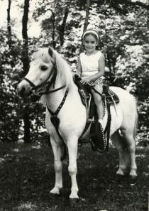 Donna Old Photo Pony